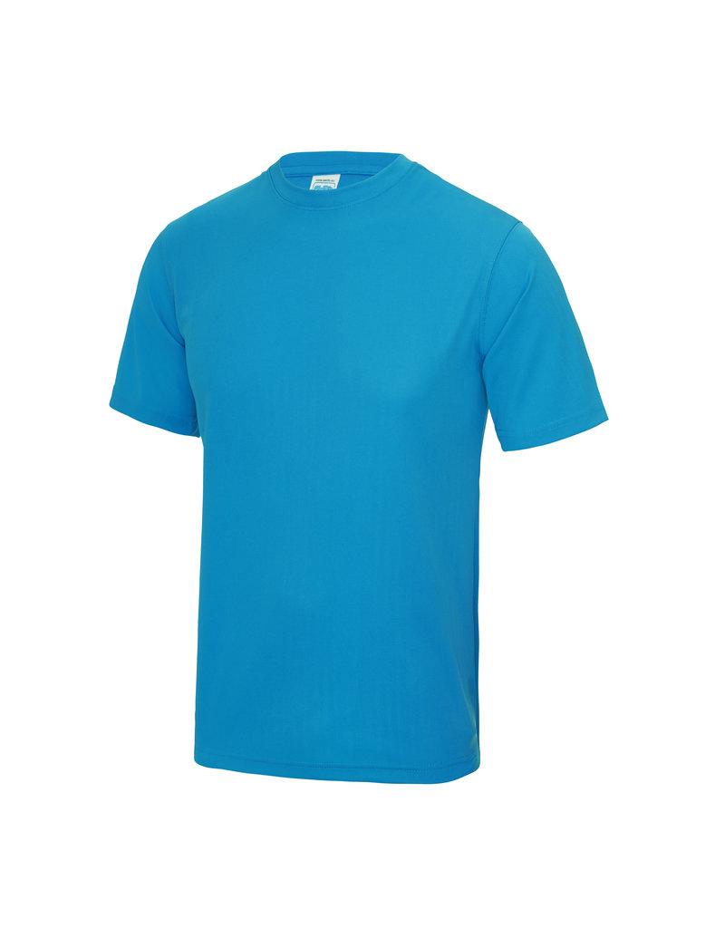 WOW sportswear Sportshirt Sapphire Blue Unisex