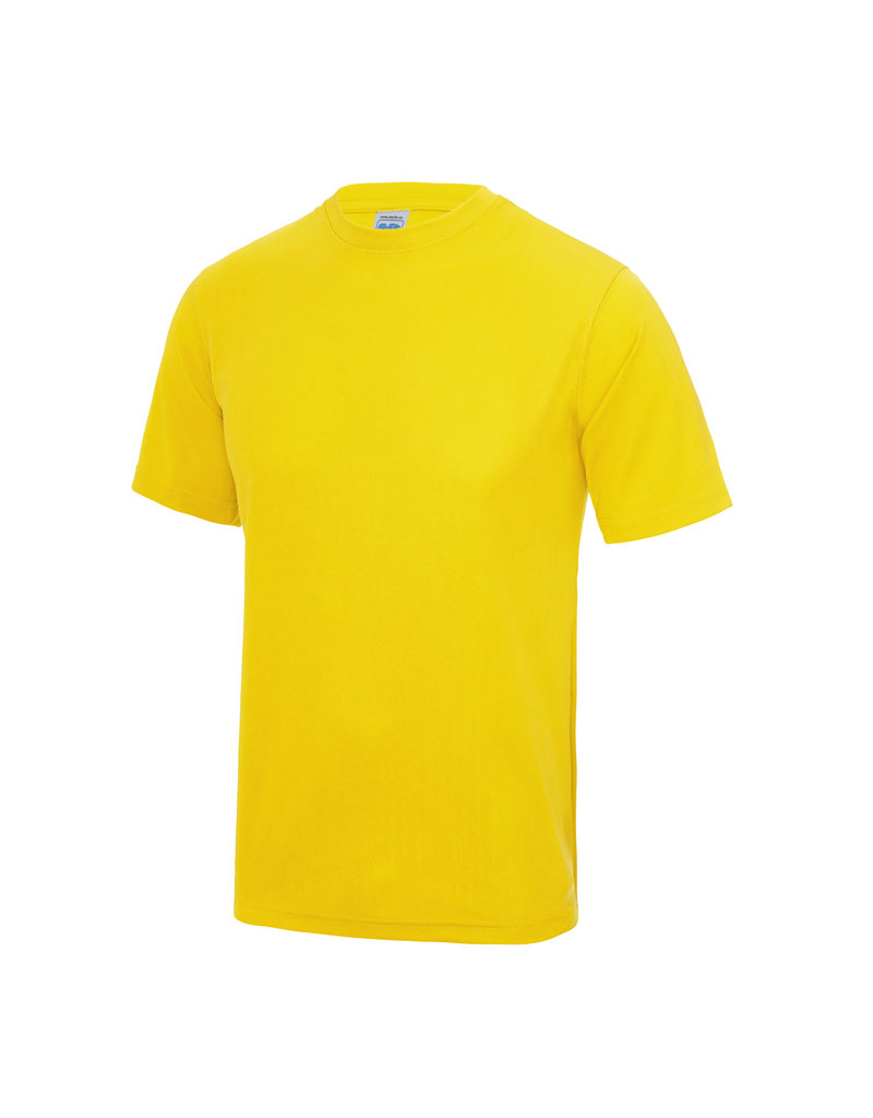 WOW sportswear Sportshirt Sun Yellow Unisex