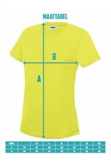 WOW sportswear NURSE Shirt Dames