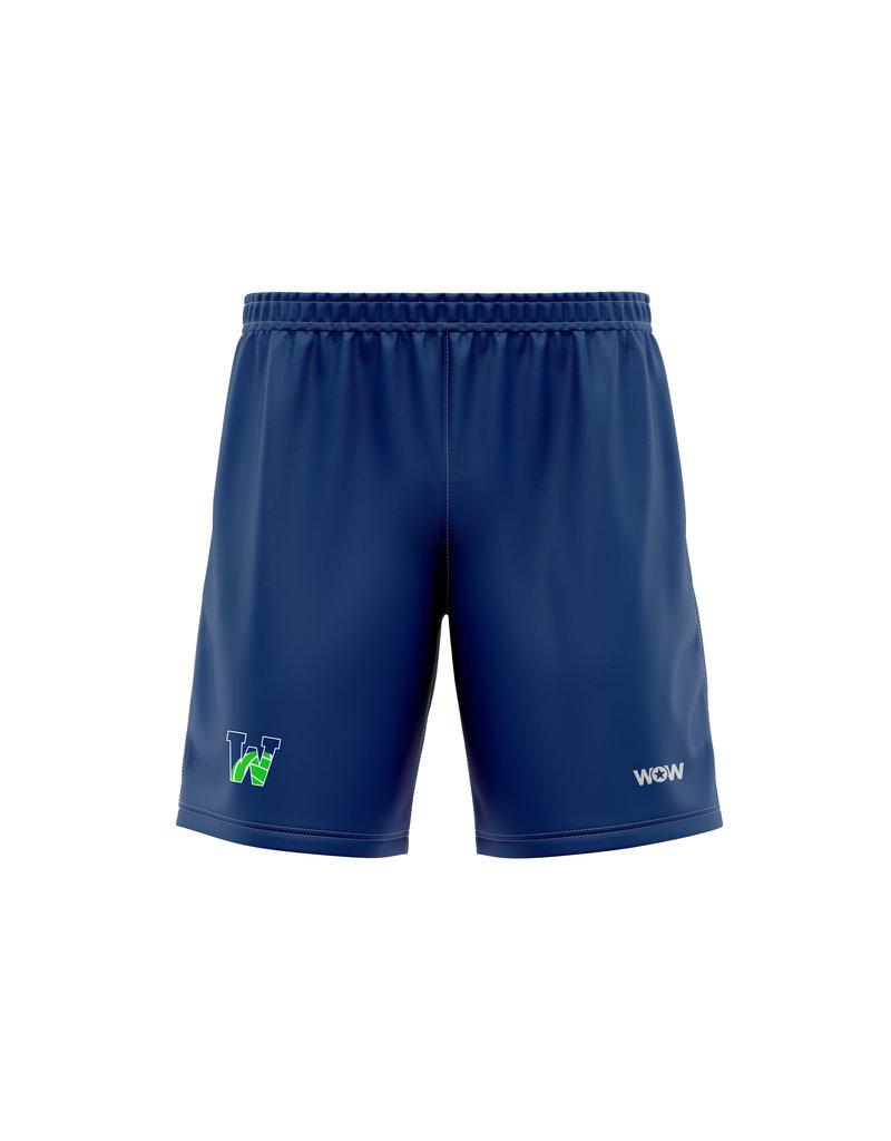 WOW sportswear Sportshort Heren