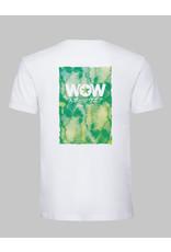 WOW BRAND DYE T-shirt | N E W