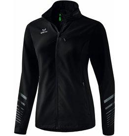 Erima Running Jacket Black Dames
