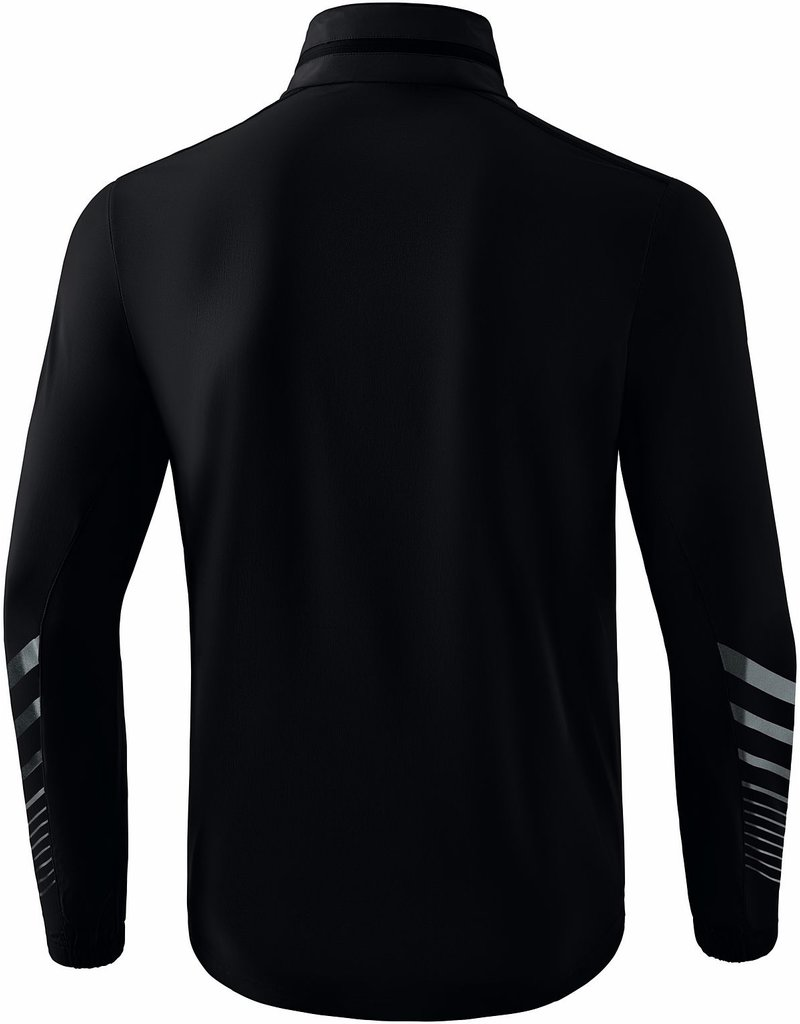 Erima Running Jacket Black  Heren