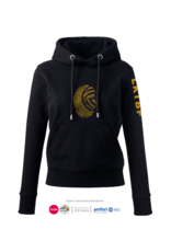 LKTBF Recycled Hoodie Black Woman