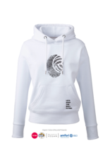 LKTBF Recycled Hoodie White Woman