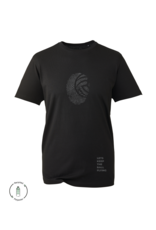 LKTBF Recycled Sport-Tee Fingerprint Black Men