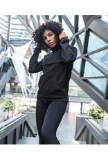 Pullover Hoodie Woman Black
