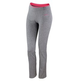 Spiro Women's Fitness Trousers Grey / Orange