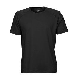 Tee Jays Cool Dry Tee Black