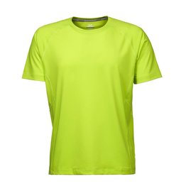 Tee Jays Cool Dry Tee Bright Lime