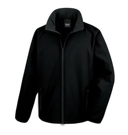 Soft Shell Men Black