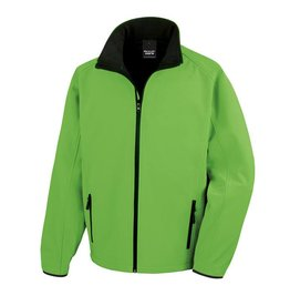 Soft Shell Men Green Black