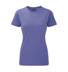 WOW sportswear Ladies WOW Tee Purple