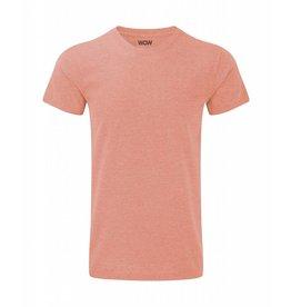 WOW sportswear Men WOW Tee Coral Marl
