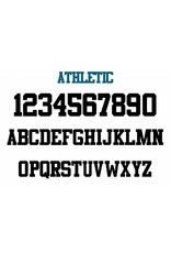 Fonts Athletic Font
