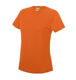 WOW sportswear Sportshirt Neon Orange