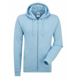Authentic Zipped Hood Classic Sky