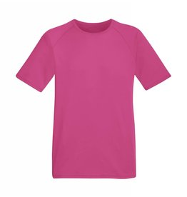 Performance T Fuchsia