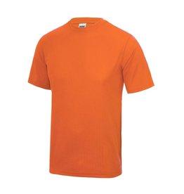 WOW sportswear Sportshirt Neon Orange Men