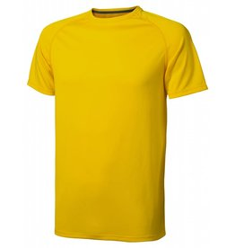 Elevate Sportshirt Yellow