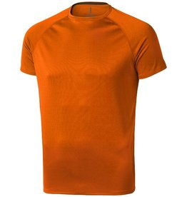 Elevate Sportshirt Orange