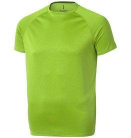 Elevate Sportshirt Green