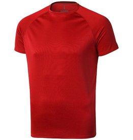 Elevate Sportshirt Red