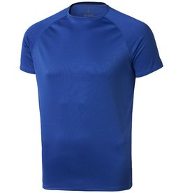 Elevate Sportshirt Royal Blue