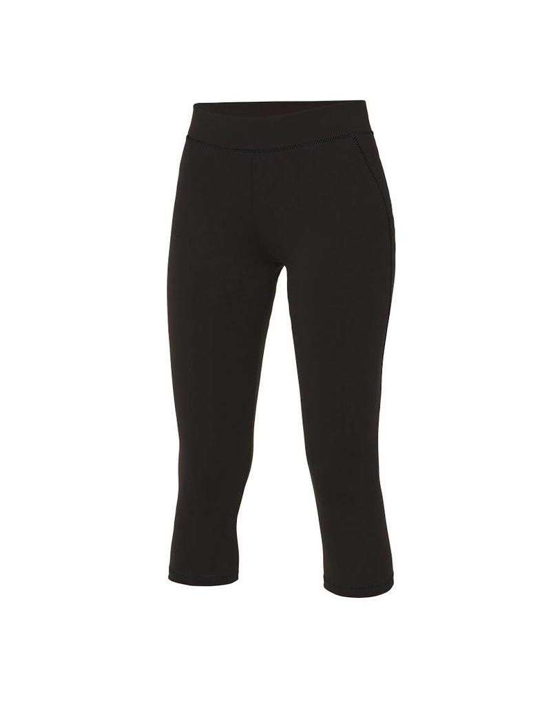 WOW sportswear WOW Cool Capri Black