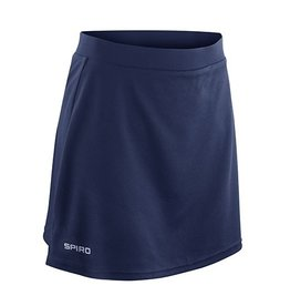 Spiro Ladies Skort Navy