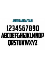 Fonts American Captain Font