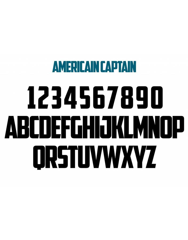 Fonts American Captain Font