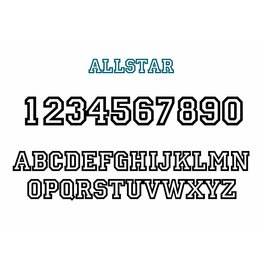 Fonts All Star Font