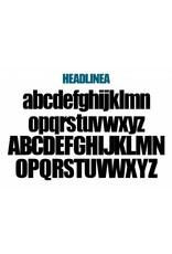 Fonts Head Linea Font