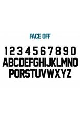 Fonts Face Off Font