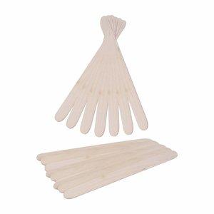 Caronlab houten spatels bovenlip 20 stuks