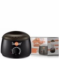 Sunzze Sunzze Pro Wax Hars apparaat - Black