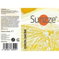 Sunzze Citroen paraffine, 500 ml