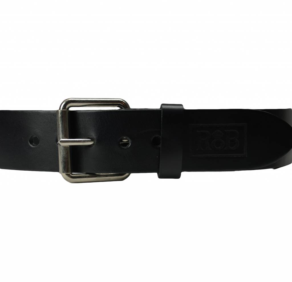 RoB RoB Leather Belt 5 cm