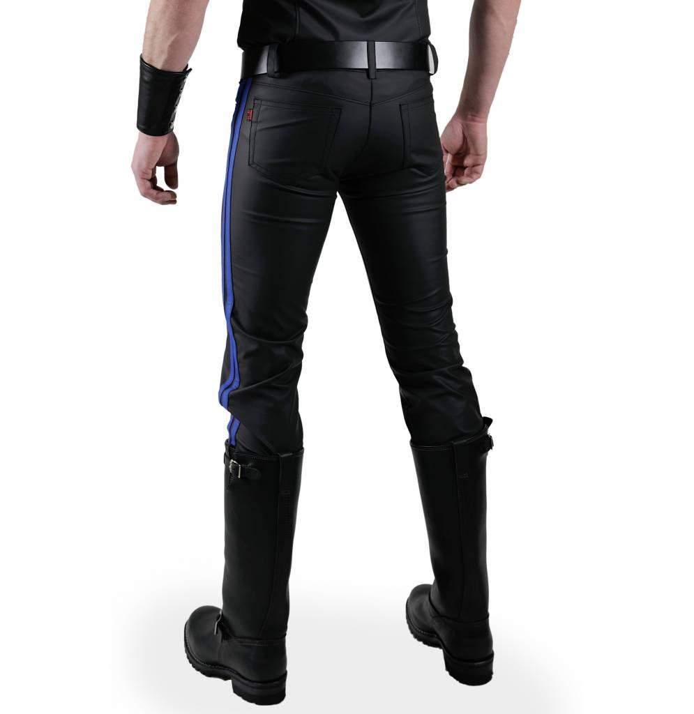 RoB F-Wear Jeans, Double Blue Stripes
