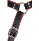 RoB H-Front Harness with red Piping