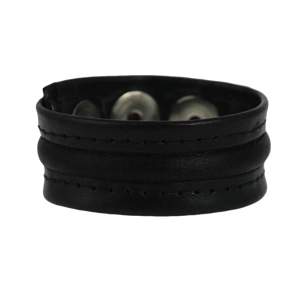 RoB 3-Snap-Cockstrap Black