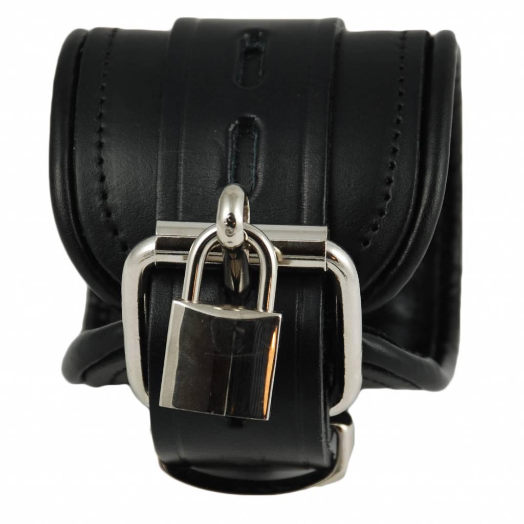 RoB Leather Wrist Restraints Lockable