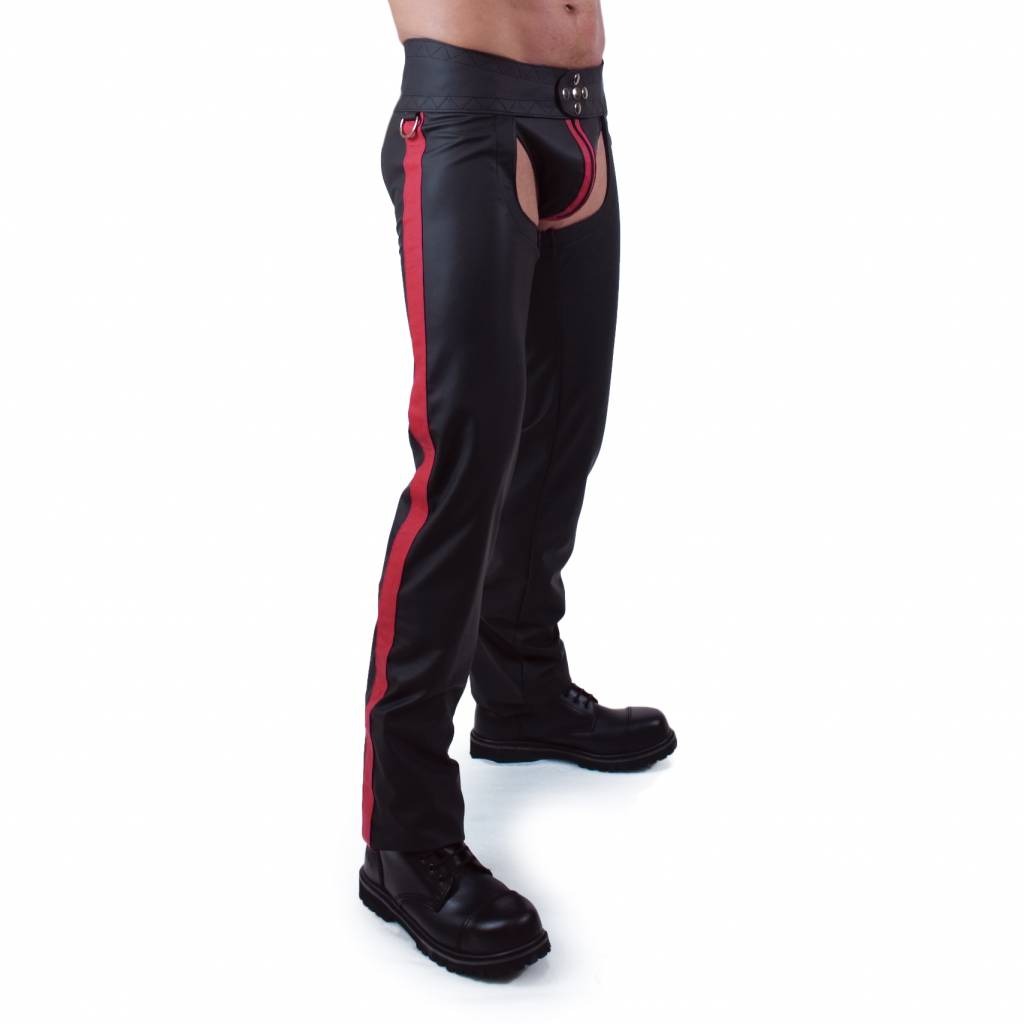 RoB F-Wear Chaps Red Stripe