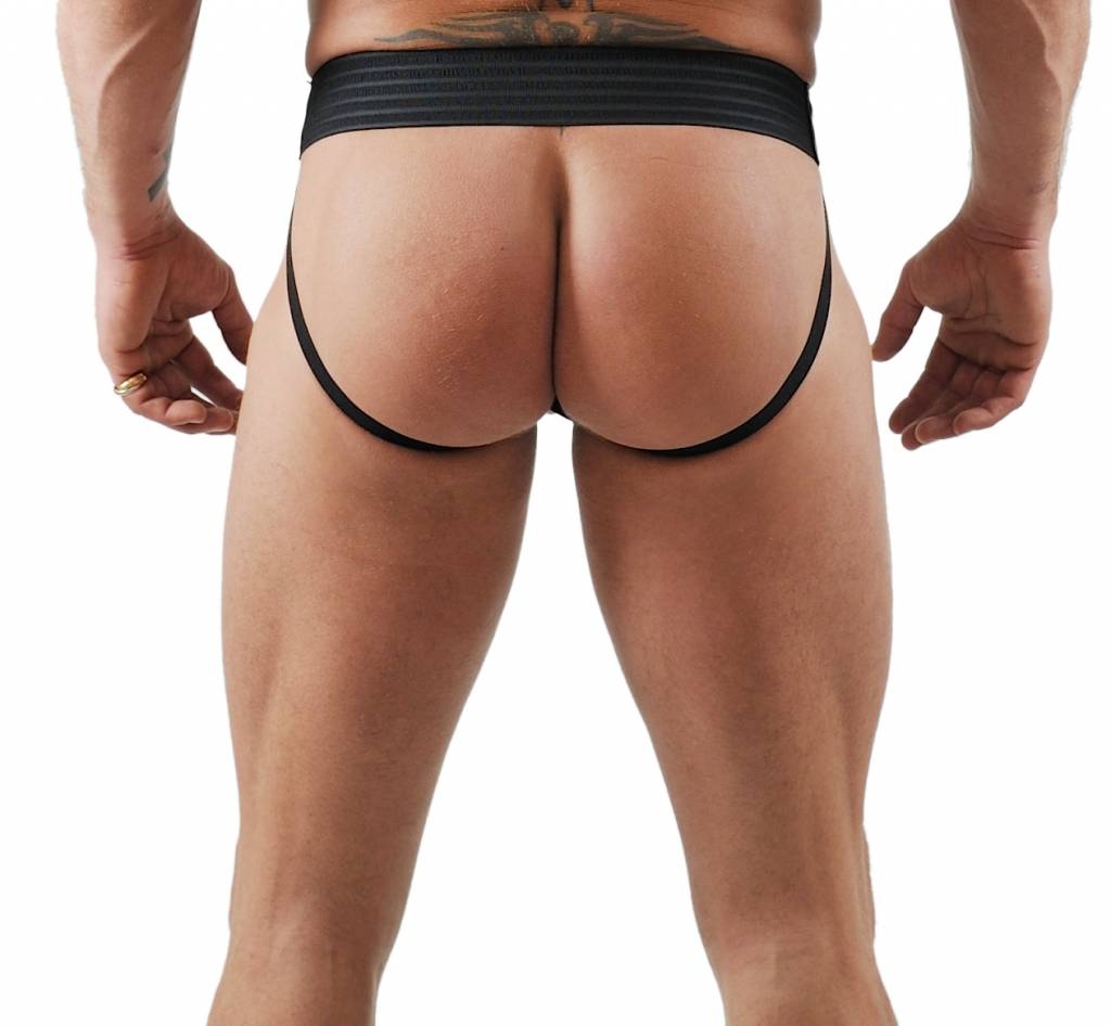 RoB F-Wear Jockstrap Black Piping