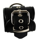 RoB Leather Ankle Restaints Black PADDED