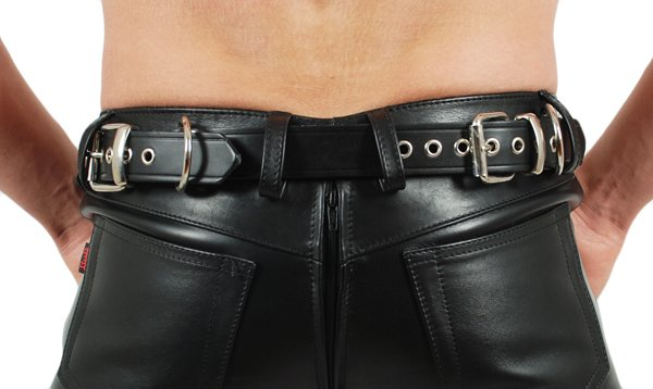 RoB Leather Bondage Belt