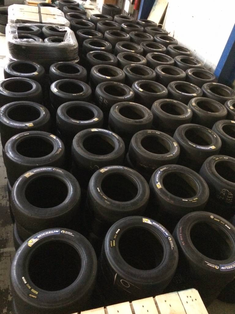 Michelin Gebruikte Michelin Slick S412 24/57-13 70% →85%