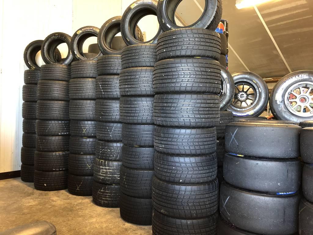 Michelin Gebruikte Michelin Slick S412 24/57-13 85% →95%