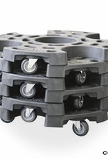 Ahcon Ahcon Wheelax Wheel Trolley ( 2 pack )